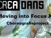 Moving into Focus Choreografieproject 2012